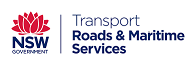NSW Transport Roads and Maritime RMS logo