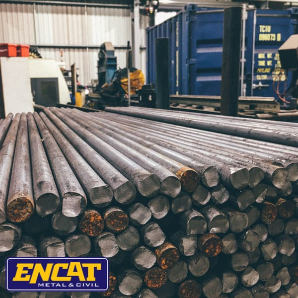 ENCAT Australian Manufacturer of Pedestrian fencing with factory in NSW that sources Australian steel