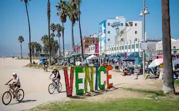 Venice-Beach-in-Los-Angeles