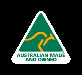 ENCAT Australian Made and Owned Logo