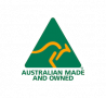 ENCAT Australian Made and Owned Logo small